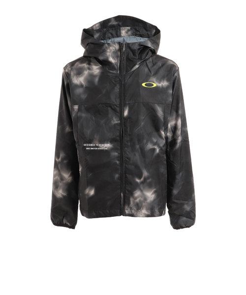 オークリー(OAKLEY)ジュニア WIND WARM ジャケット 20 412868JP-018 オンライン価格