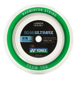ヨネックス(YONEX)バドミントン ストリング BG66アルティマックス(ULTIMAX) BG66UM-1