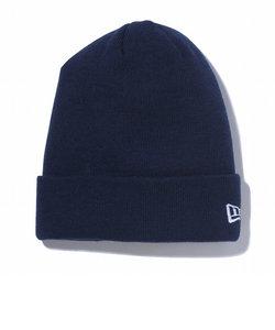 ニューエラ(NEW ERA)Basic Cuff Knit ネイビー×ホワイトフラッグ 11120481
