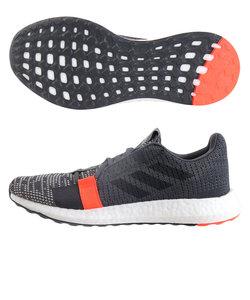 アディダス(adidas)ランニングシューズ SenseBOOST GO G26942 ジョギングシューズ