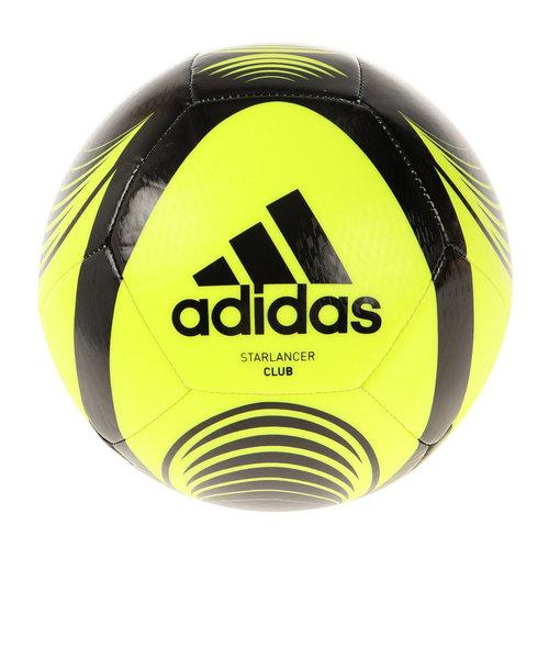 アディダス(adidas)サッカーボール スターランサー クラブ 4号球 AF4888Y 自主練