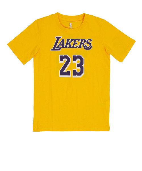 エヌビーエー(NBA)ジュニア ネーム&ナンバーTシャツ レブロン・ジェームズ PK2B7TD99B01-LEBRON