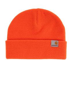 カーハート(CARHARTT)ニット帽 STRATUS HAT LOW Safety I0257410G00020F
