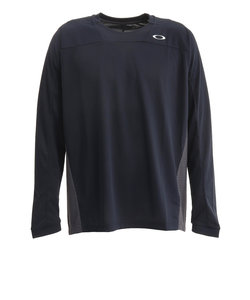 オークリー(OAKLEY)テニス Slant 長袖 Tシャツ 2.0 FOA401668-02E