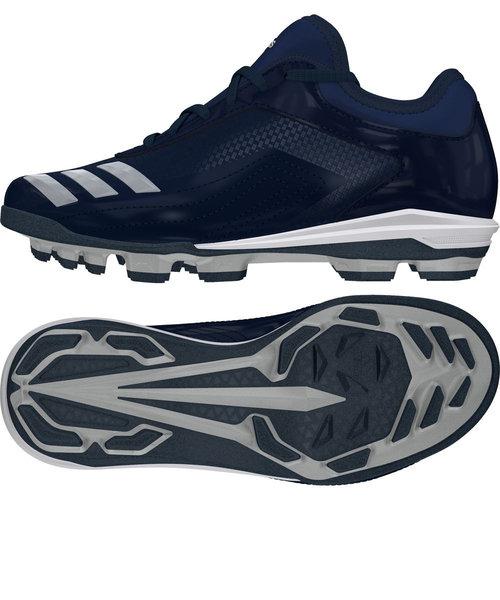 アディダス(adidas)野球 ポイントスパイク ジュニア アディゼロ スピード ポイント K 55 クリーツ EG2391
