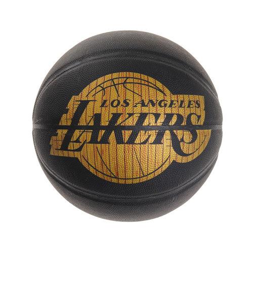 スポルディング(SPALDING)バスケットボール ハードウッドシリーズ レイカーズ 7号球 76-606Z