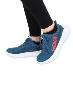 ホカ オネオネ(HOKA ONE ONE)ランニングシューズ カーボンX2 1113527-MBHCR トレーニングシューズ 部活