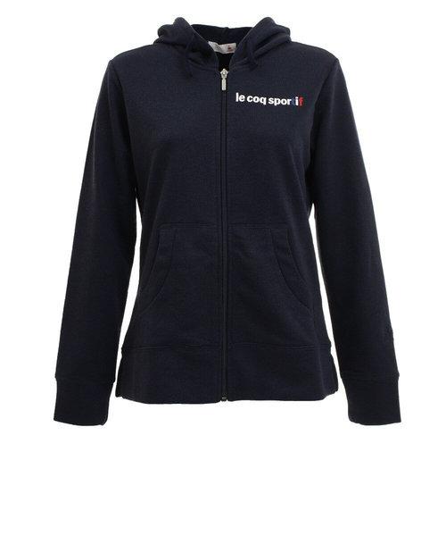 ルコック スポルティフ(Lecoq Sportif)スウェットジャケット QMWOJC40 NVY オンライン価格