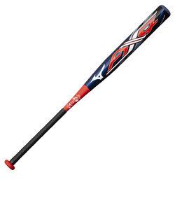 ミズノ(MIZUNO)ソフトボール用バット AX4 84cm/平均710g 3号ゴムボール用 1CJFS31484 1461