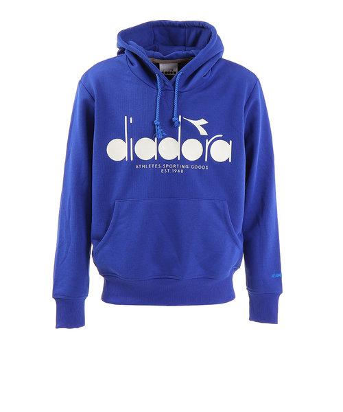 ディアドラ(diadora)スウェットフーディージャケット DGC9115A-65 【 メンズ パーカー テニス バドミントン ウェア 】
