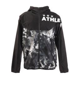 アスレタ(ATHLETA)ストレッチトレーニングジャケット 4142 GRY