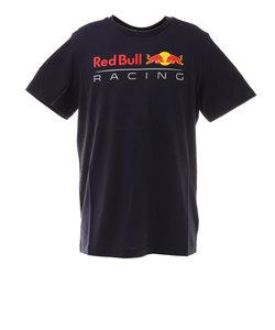 プーマ(PUMA)レッドブル ロゴ Tシャツ 763130 01 NVY 半袖