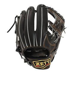 ゼット(ZETT)軟式用グラブ 内野手 プロステイタス BRGB30110-1900