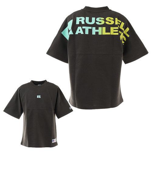 ラッセル(RUSSELL)吸水速乾 Dri-POWER DOUBLE FACE 半袖Tシャツ RBM21S0008 CGRY