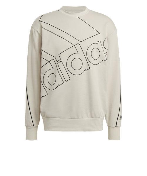 アディダス(adidas)ジャイアントロゴスウェットジェンダーニュートラル 31209-GK9373 オンライン価格