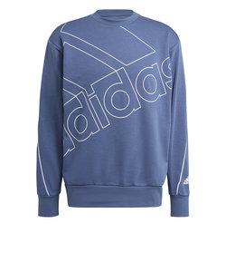 アディダス(adidas)ジャイアントロゴスウェット ジェンダーニュートラル  31209-GK9375