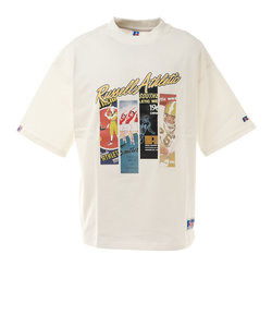 ラッセル(RUSSELL)プロコットン USA 半袖Tシャツ RBM21S0011 WHT ヘビーウェイト