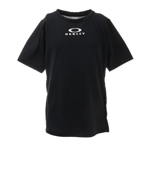 オークリー(OAKLEY)Tシャツ 半袖 ジュニア ショートスリーブクルーネック YTR FOA402445-02E