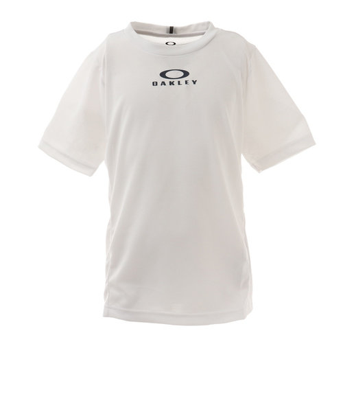 オークリー(OAKLEY)ジュニア ショートスリーブクルーネックシャツ YTR FOA402445-100