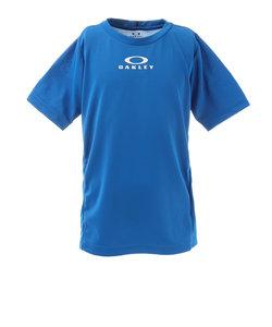 オークリー(OAKLEY)ジュニア ショートスリーブクルーネックシャツ YTR FOA402445-62T