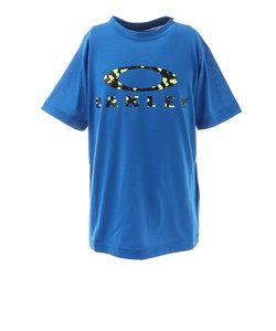 オークリー(OAKLEY)ジュニア クイックドライ ショートスリーブTシャツ O BARK YTR FOA402446-62T