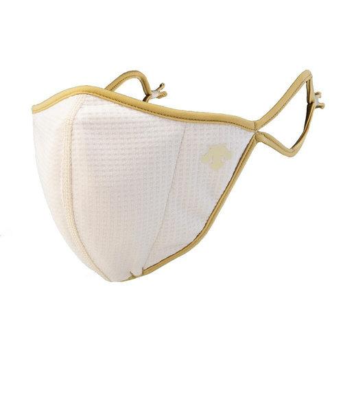 デサント(DESCENTE)スポーツマスク アスレティックマスク 洗えるマスク DX-C0940 ベージュ