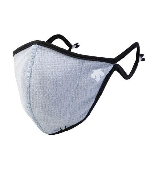 デサント(DESCENTE)スポーツマスク アスレティックマスク 洗えるマスク DX-C0940 グレー