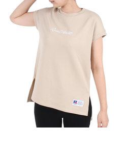 ラッセル(RUSSELL)吸水速乾 Dri-POWER FRECH 半袖Tシャツ RBL21S1002 BEG 母の日