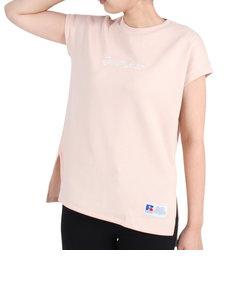 ラッセル(RUSSELL)吸水速乾 Dri-POWER FRECH 半袖Tシャツ RBL21S1002 PNK 母の日