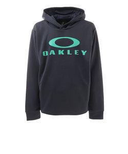 オークリー(OAKLEY)ジュニア プルオーバーパーカー FOA402442-00N