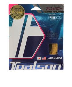 トアルソン(TOALSON)硬式テニスストリング LIVEWIRE OCHO XP 130 7223080N