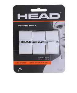 ヘッド(HEAD)テニスグリップテープ Prime Pro 3本入り 285319