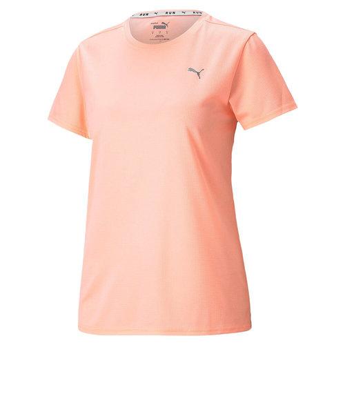 プーマ(PUMA)ランニング 半袖 Tシャツ 520627 25 PNK オンライン価格
