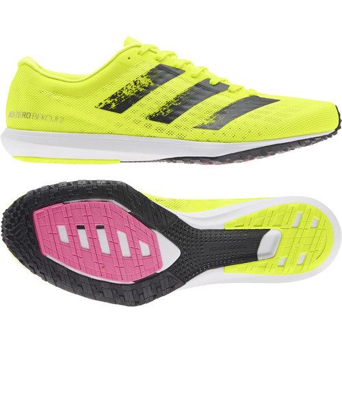 アディダス(adidas)ランニングシューズ アディゼロ ベコジ ADIZERO BEKOJI 2 H68738 ジョギングシューズ
