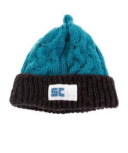 スノーカービング(SNOW CARVING)ニット帽 キッズ スキー SC ボア ニットキャップ 335SC9DW5623 TQG 雪遊び