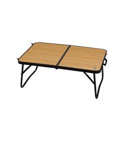 Whole Earthテーブル 折りたたみ アウトドア キャンプ おうち時間 ソロキャンプ コンパクト60-40 WE23DB40 BEG