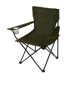 Whole Earthアウトドア チェア 折りたたみ椅子 LUCKY TIME CHAIR WE23DC29 OLIVEバーベキュー キャンプ スチール 緑 …