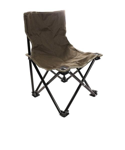 Whole Earthアウトドア チェア 折りたたみ椅子 HAPPY TIME チェア WE23DC30 OLIVEバーベキュー キャンプ スチール 緑 グリ…