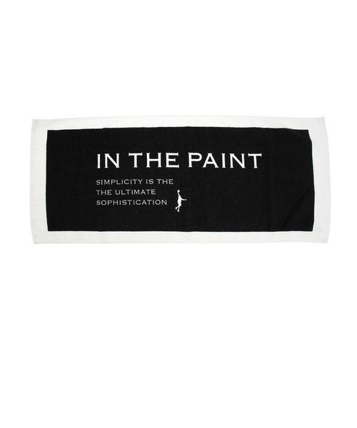 インザペイント(IN THE PAINT)スポーツタオル ITP21334WHT