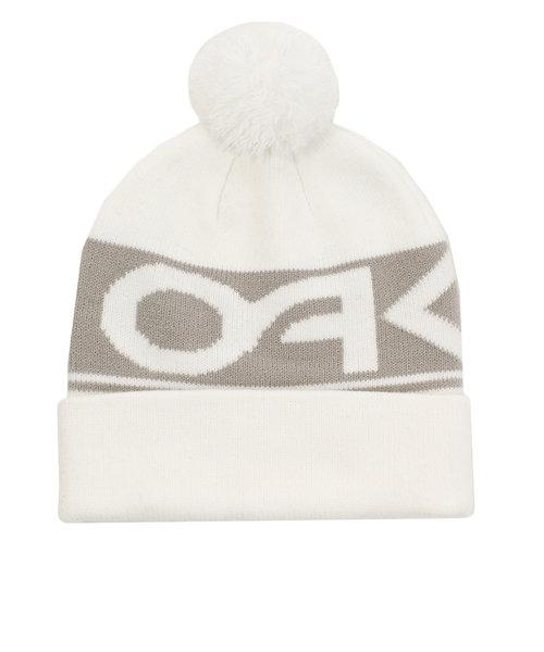 オークリー(OAKLEY)スキー スノーボード ニット帽 メンズ FACTORY カフス ビーニー 911432-10R 18FW