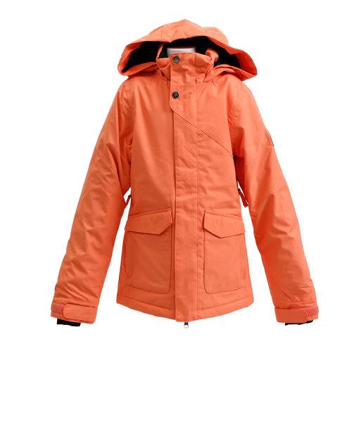 ニキータ(NIKITA)NK18 HAWTHORNE ジャケット CORAL スノーボードウェア ジュニア キッズ