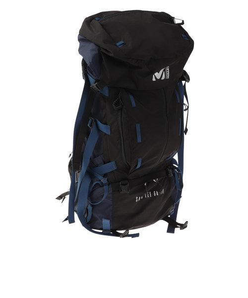 ミレー(Millet)バッグ アタック ザック リュック サースフェー 60+20 MIS0637-6300 日帰り登山 登山用