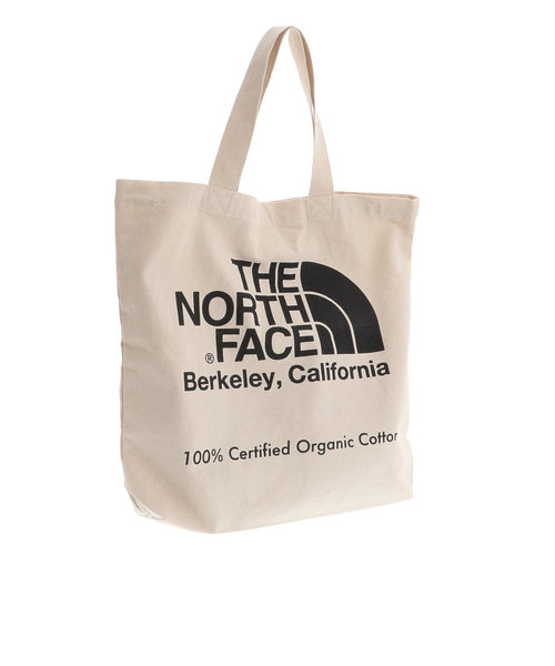 ノースフェイス(THE NORTH FACE)TNF オーガニックコットントート NM81971 K