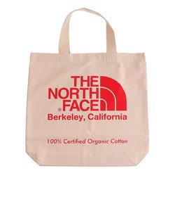 ノースフェイス(THE NORTH FACE)TNF オーガニックコットントート NM81971 TR