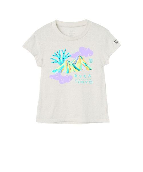 ルーカ(RVCA)Tシャツ レディース 半袖 FRANKIECHI AJ044223 VWT