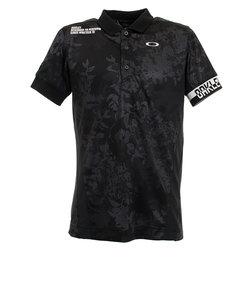 オークリー(OAKLEY)ゴルフ ウエア ポロシャツ メンズ Skull Acute JQ ポロシャツ FOA400797-02E
