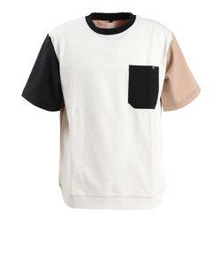 パワー・トゥ・ザ・ピープル(POWER TO THE PEOPLE)MOVING半袖トレーナーTシャツ 0512126-80 A