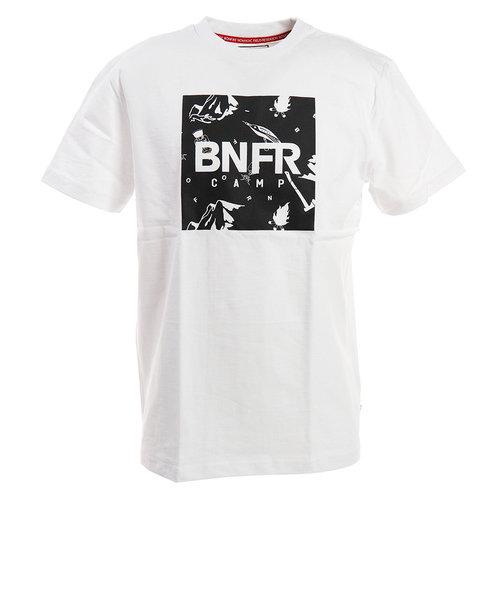 ボンファイア(Bonfire)Tシャツ CAMPERS HC 半袖 50BNF0SCD2085 WHT