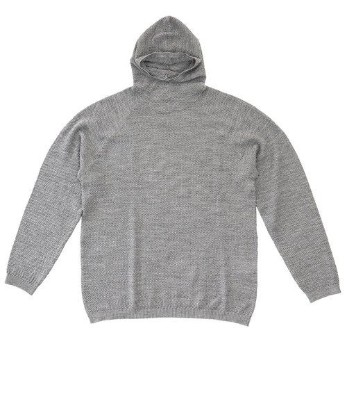 POLEWARDSHooded セーター PW2HJJ01 GRH