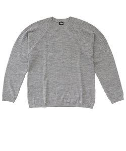 POLEWARDSクルーネック セーター PW2HJJ02 GRH